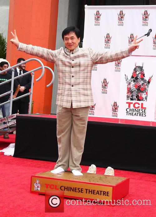 Jackie Chan 64