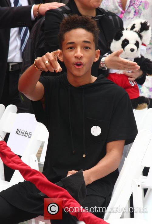 jaden smith jackie chan is honoured with 3708095