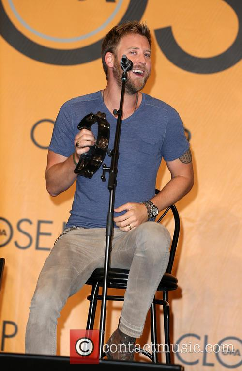 Charles Kelley, Music City Center