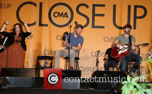 Lady Antebellum, Music City Center
