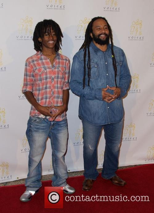 Kj and Ky-mani Marley