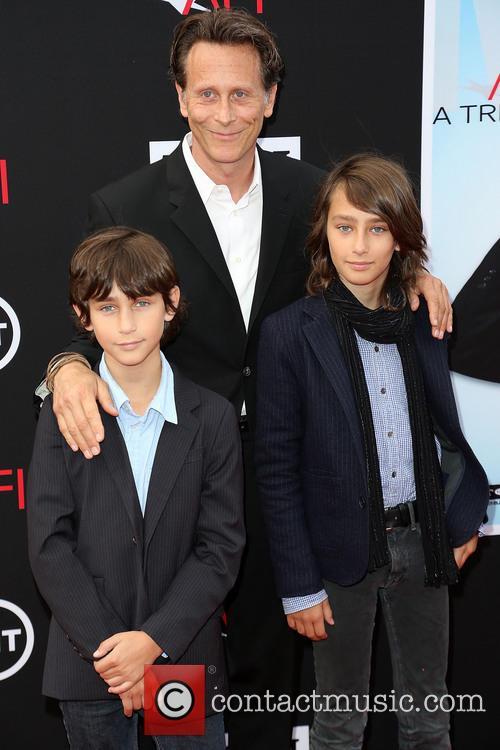 Alfie Weber, Steven Weber and Jack Weber 2