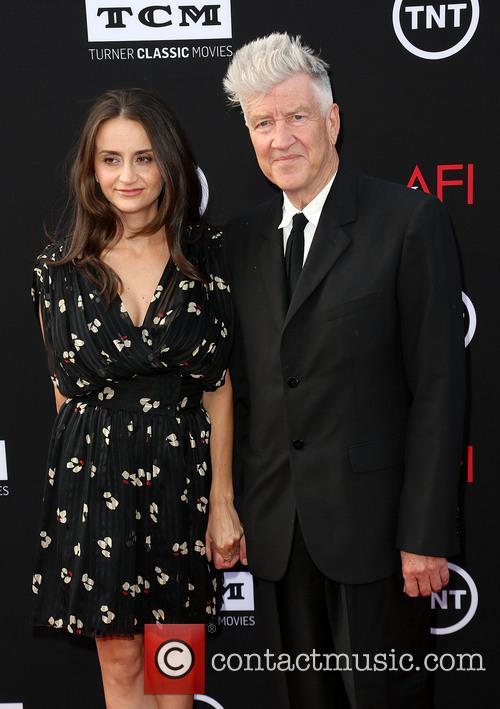 Emily Stofle and David Lynch 2