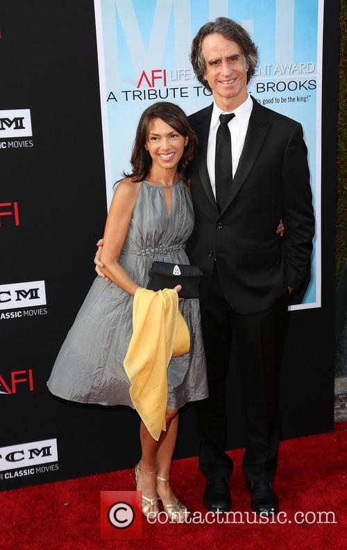 Susanna Hoffs and Jay Roach 2