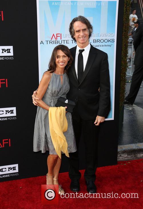Susanna Hoffs and Jay Roach 6