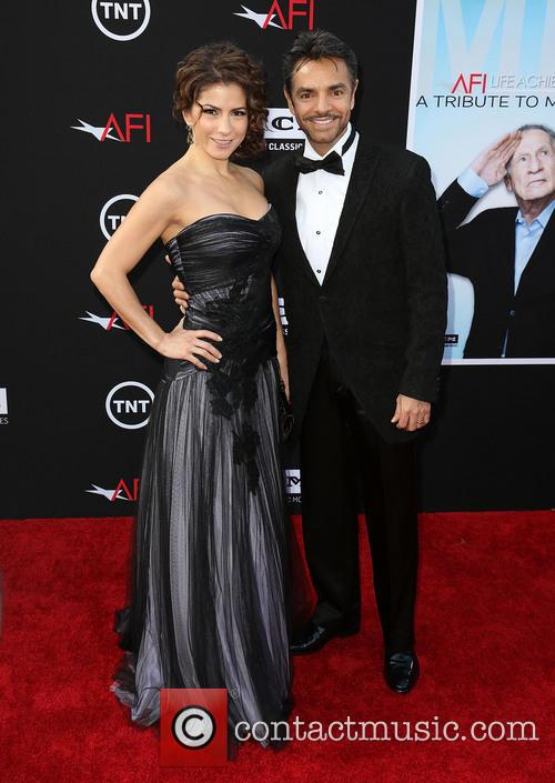 Alessandra Rosaldo and Eugenio Derbez 1