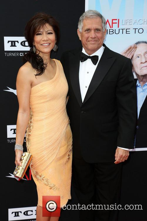 Julie Chen and Les Moonves 3