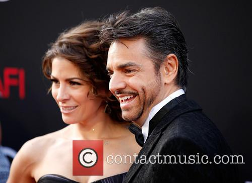 Alessandra Rosaldo and Eugenio Derbez 3