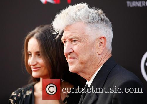 Emily Stofle and David Lynch 3