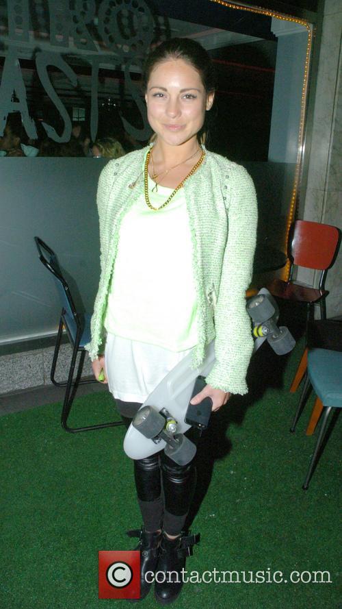 Francesca Hull birthday party
