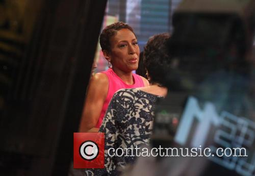 Robin Roberts, ABC studios, Good Morning America