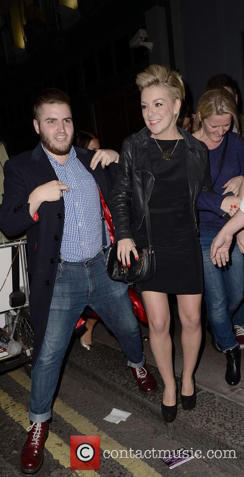 sheridan smith celebrities at groucho clu 3707694