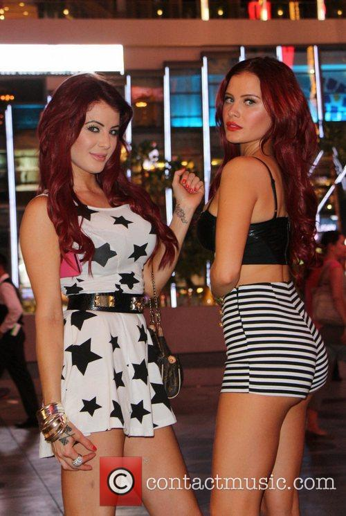 The Howe Twins in Vegas