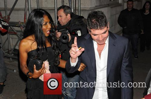 Simon Cowell, Sinitta and Contestant 9