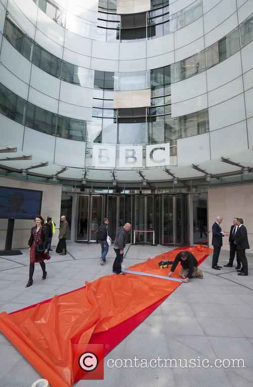 The opening of BBC Broadcasting House