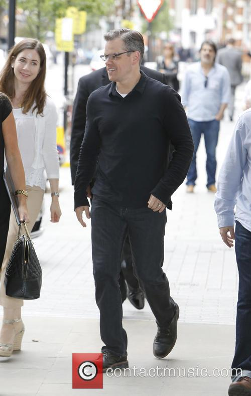 Matt Damon 6