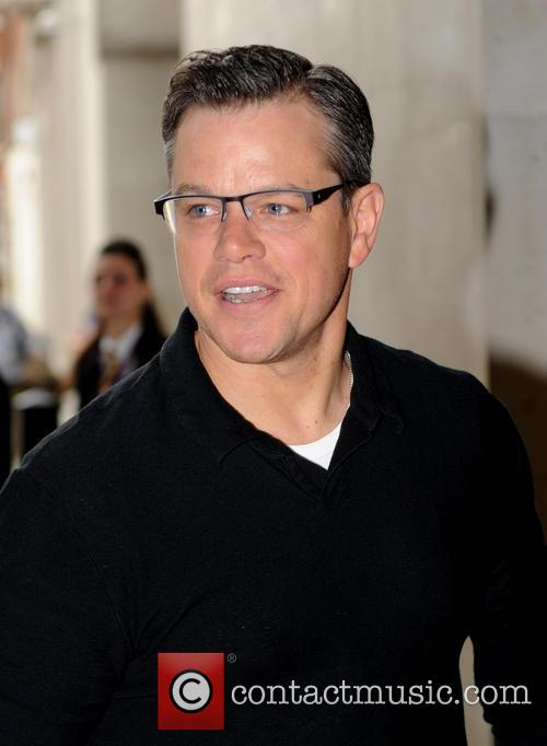 Matt Damon 15