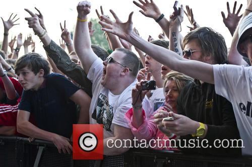 The Stone Roses and Finsbury Park 4