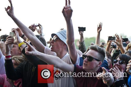 The Stone Roses and Finsbury Park 1