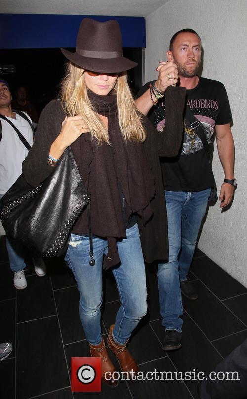 Heidi Klum and Martin Kristens 2