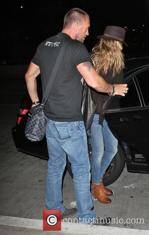 Heidi Klum and Martin Kristens 3