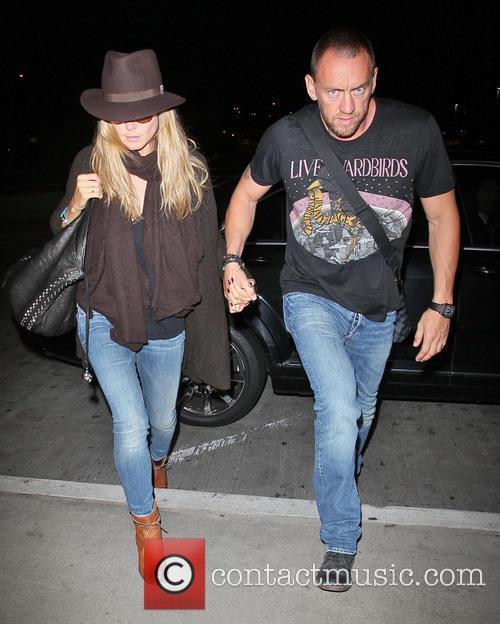 Heidi Klum and Martin Kristens 7