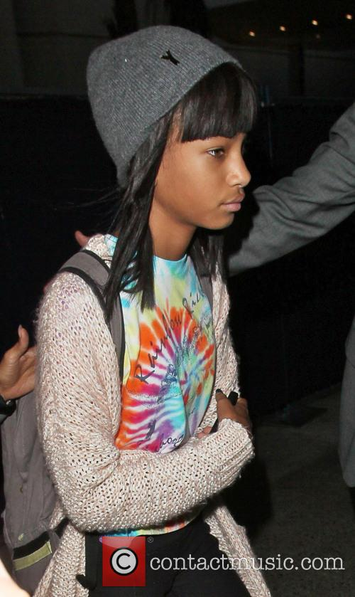 Willow Smith, LAX