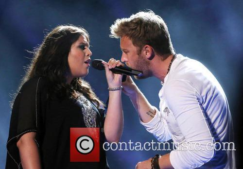 Hillary Scott and Charles Kelley 4