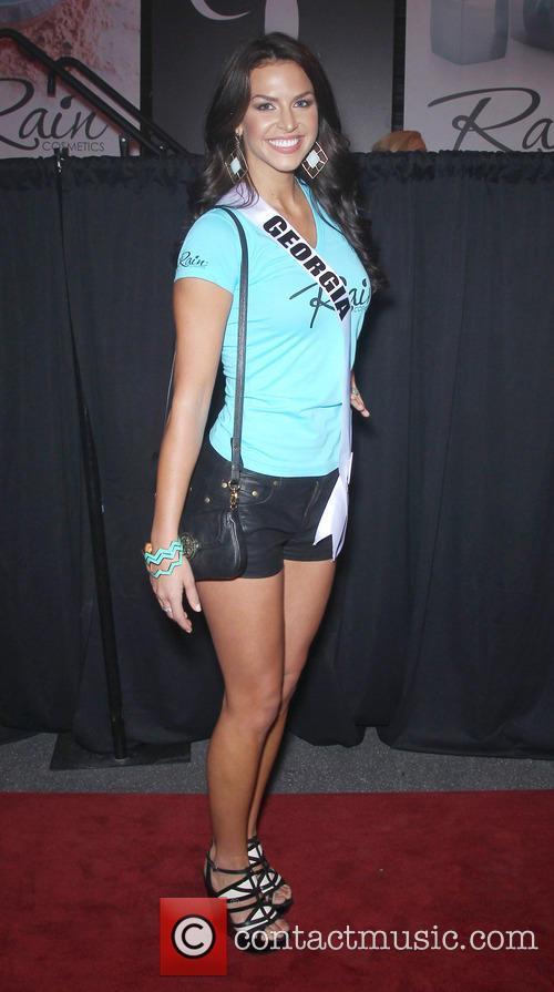 Miss Georgia USA and Brittany Sharp 1