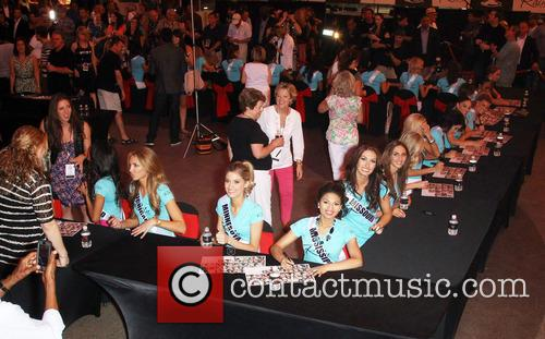 2013 Miss Usa Contestants 1