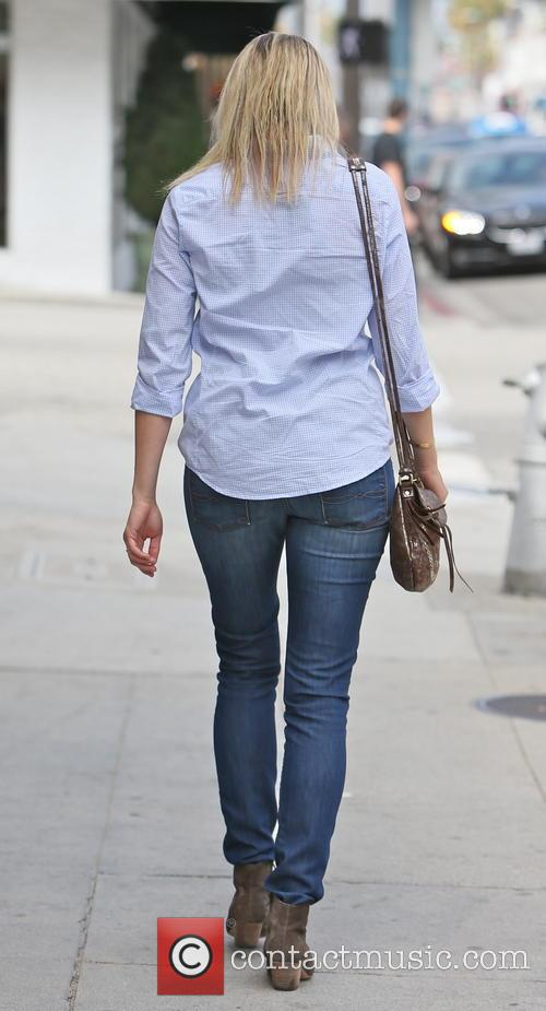 Amy Smart spotted out in Beverly Hills