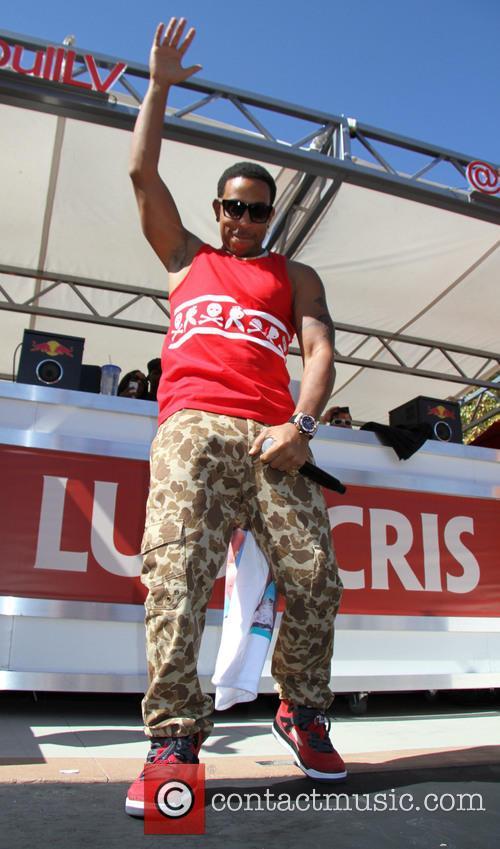 Ludacris and Christopher Brian Bridges 16