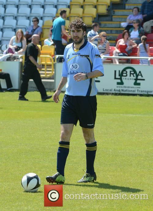 Bernard Dunne Celebrity Soccer Classic