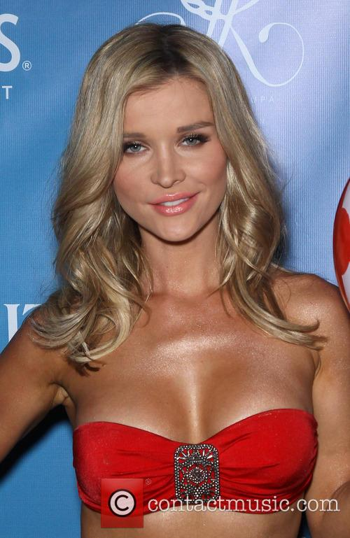 Joanna Krupa hosts the signature bikini line launch...