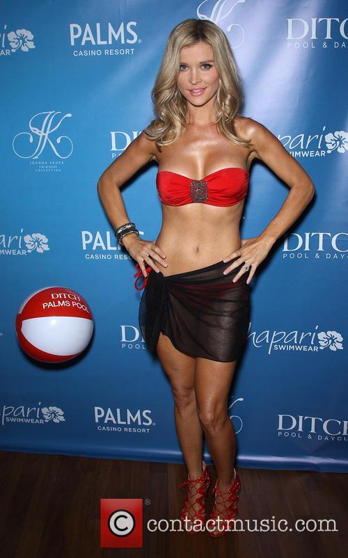 Joanna Krupa, Palms Pool at the Palms Casino Resort