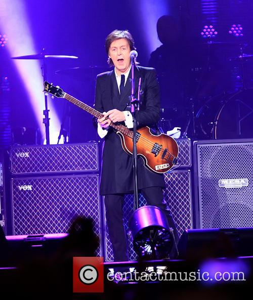Paul McCartney, Barclays Center in Brooklyn
