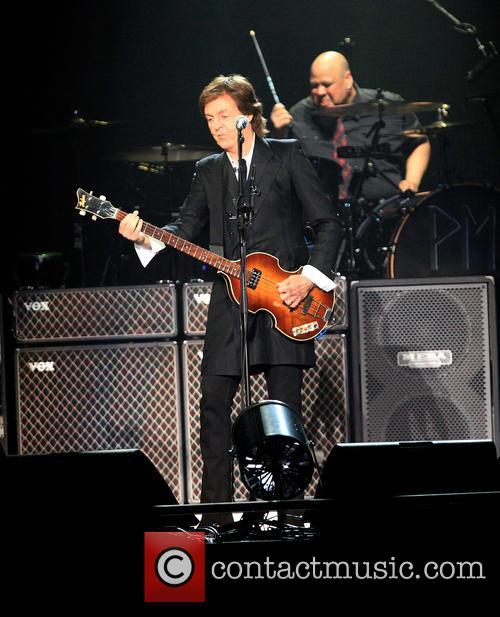 Paul McCartney, Barclays Center in Brooklyn