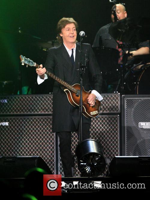 Paul McCartney 25