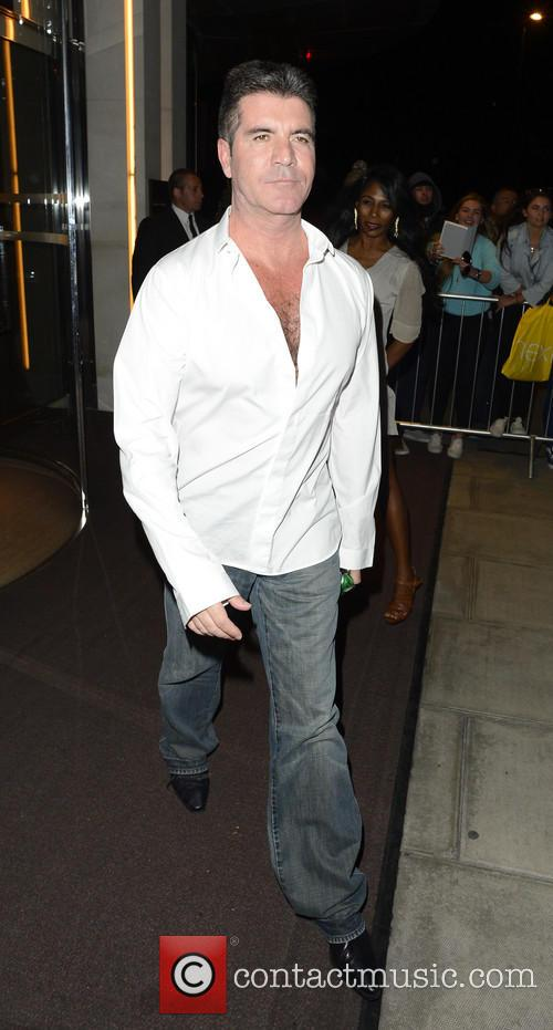 Simon Cowell, Britain's Got Talent Wrap Party