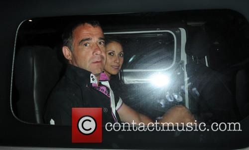 Michael Le Vell and Blanca Fouche 3