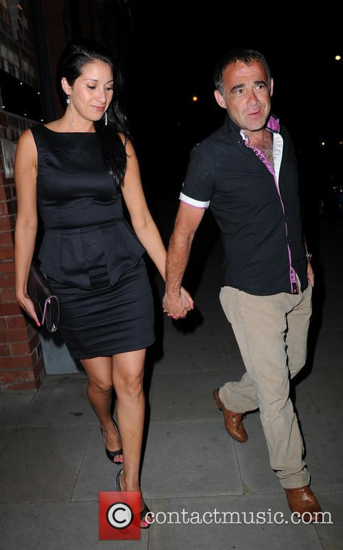 Michael Le Vell and Blanca Fouche 4