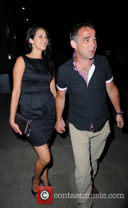 Michael Le Vell and Blanca Fouche 5