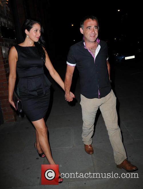 Michael Le Vell and Blanca Fouche 6