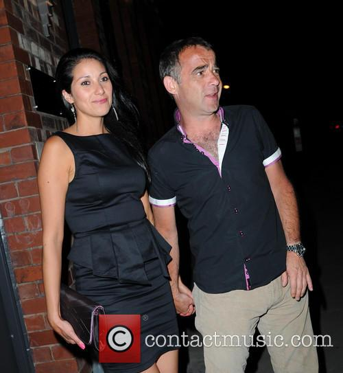 Michael Le Vell and Blanca Fouche 7