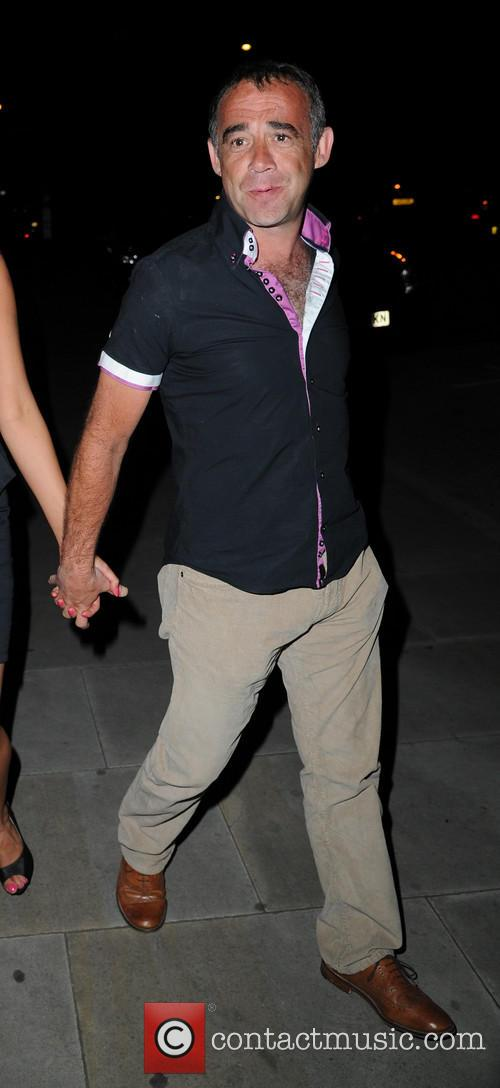 Michael Le Vell and Blanca Fouche 9