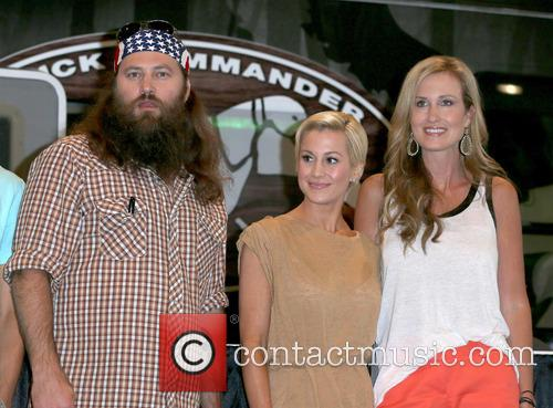 Willie Robertson, Kellie Pickler and Korie Robertson 1