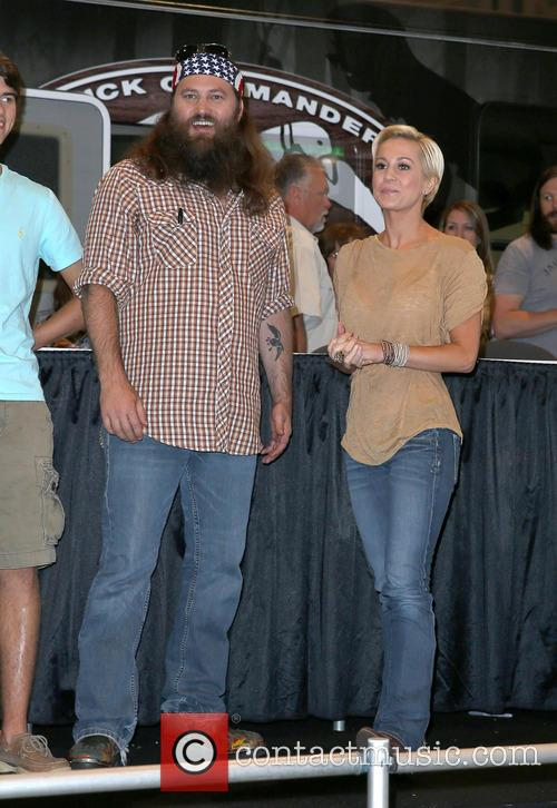 Willie Robertson and Kellie Pickler 3