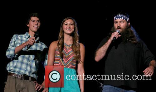 Willie Robertson and Guest 5