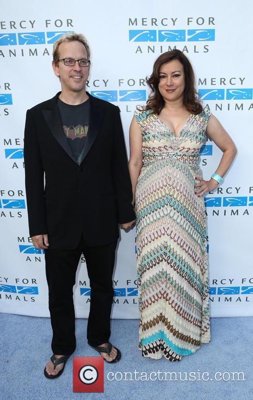 Phil Laak and Jennifer Tilly 1
