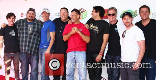 Charlie Mcdermott, Jorge Garcia, James Denton, Greg Grunberg, Adrian Pasdar, Eddie Matos, Stephen Collins, Scott Grimes and Bob Guiney
